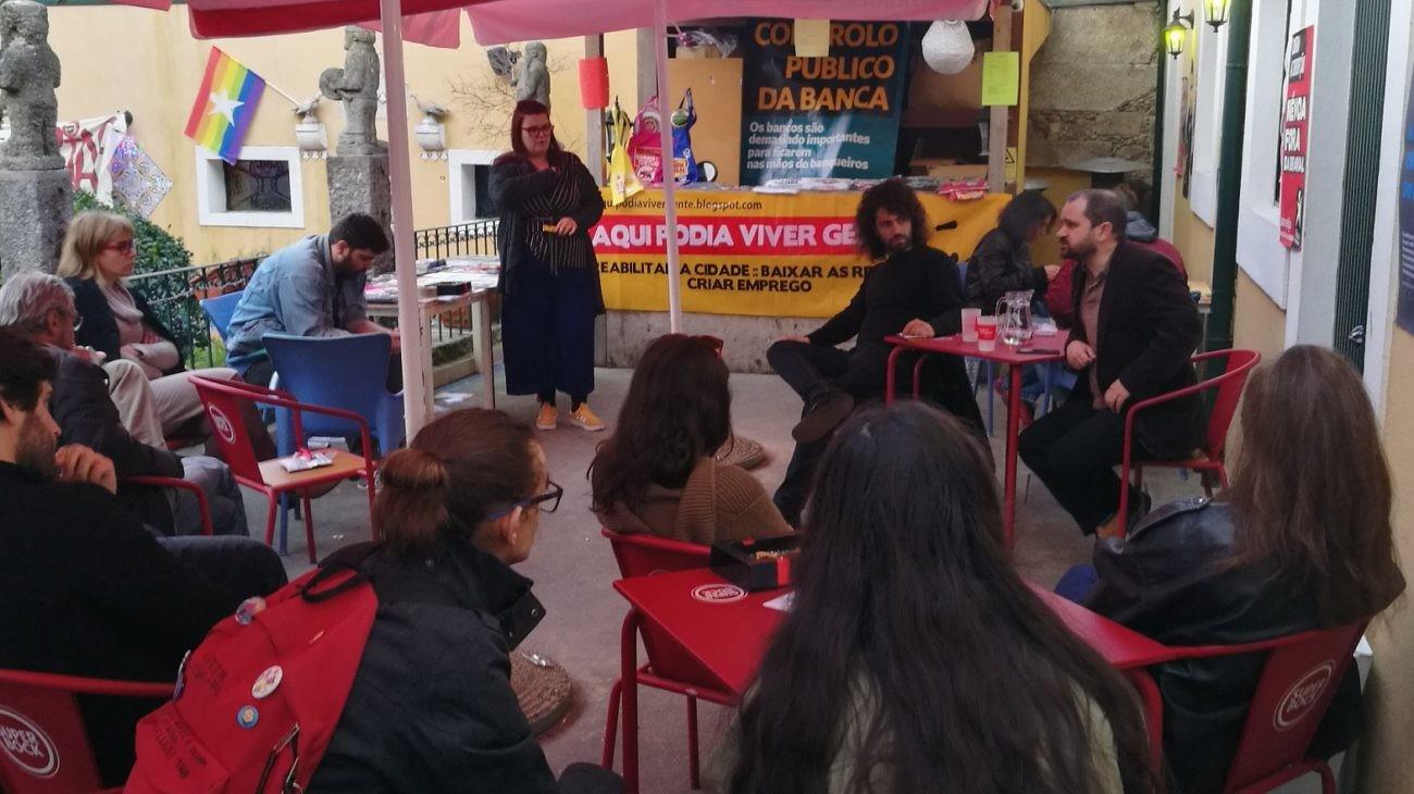 BRAGA - BE promoveu 'DESBLOQUEIA-TE' para debater feminismo, legalização das drogas e populismo