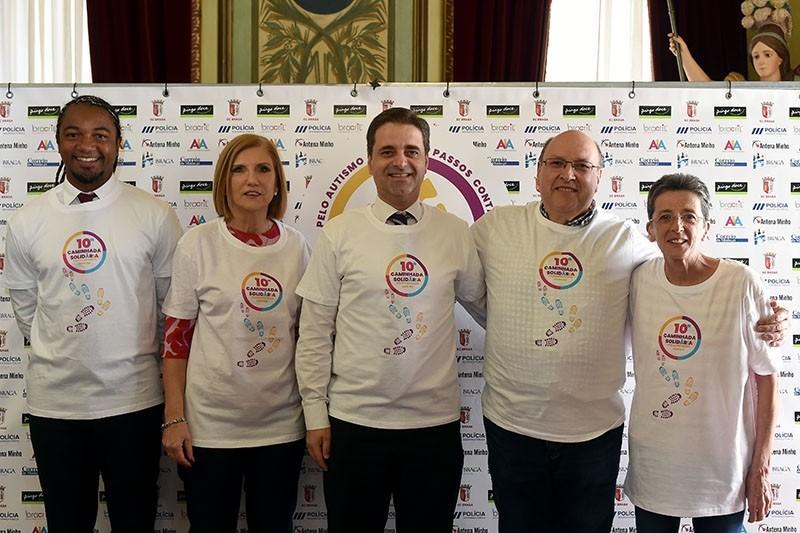 BRAGA –  Caminhada 'Autismo – Um passo pela inclusão' conta já com 7 mil inscritos