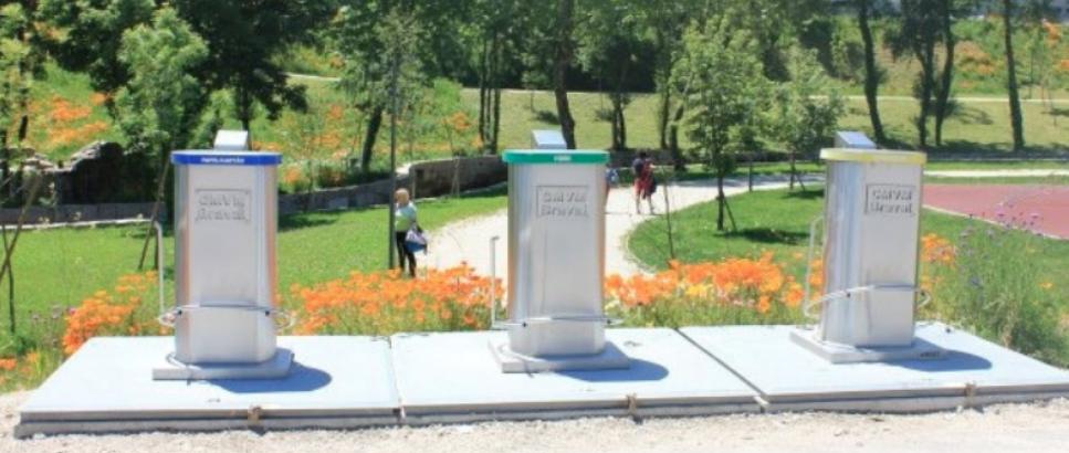 AMARES – Recolhidas 810 toneladas de resíduos recicláveis no Concelho em 2018