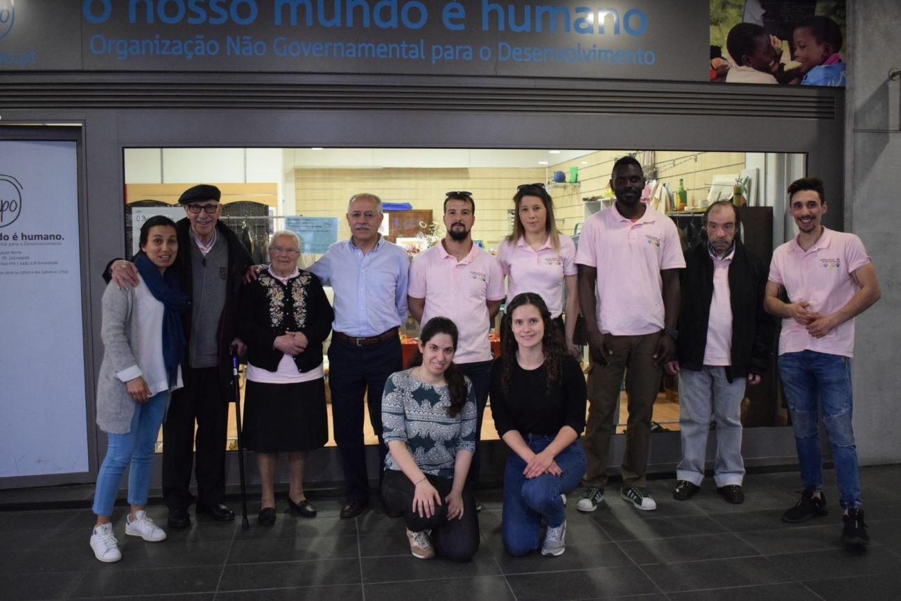 MUNDO –  CSVH associa-se ao apoio à população moçambicana