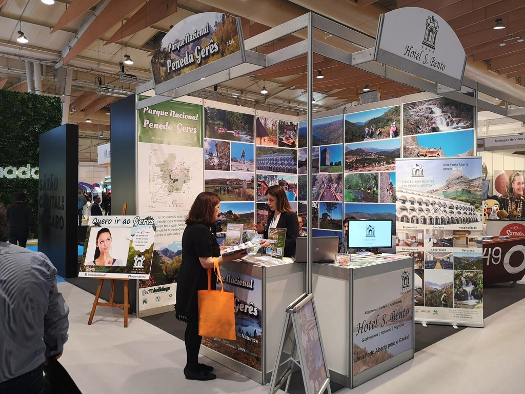 TERRAS DE BOURO –  Empresas terrabourenses promovem destino turístico na BTL