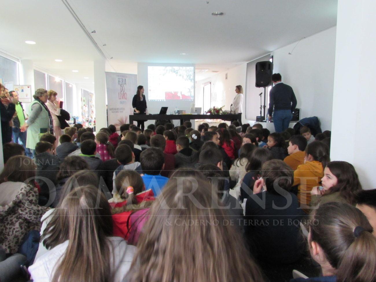"""EDUCAÇÃO - ISAVE promoveu palestra """"A importância da higiene para um crescimento saudável"""" aos alunos da EB1 Gualdim Pais"""