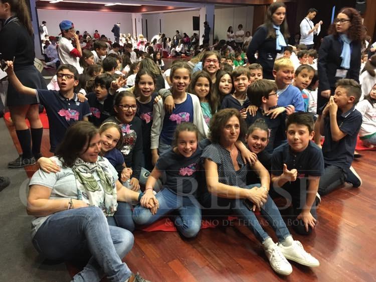 EDUCAÇÃO - Alunos do Centro Escolar Dom Gualdim Pais alcançaram 1ºprémio nas Terceiras Olimpíadas de Educação Financeira