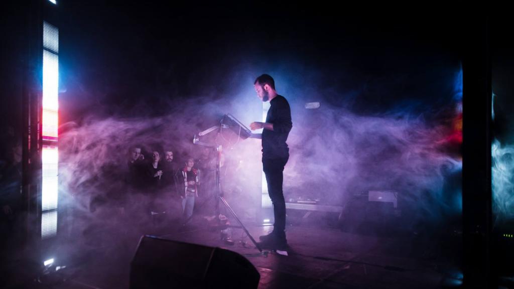 BRAGA –  Lucas Paris esta sexta-feira no gnration