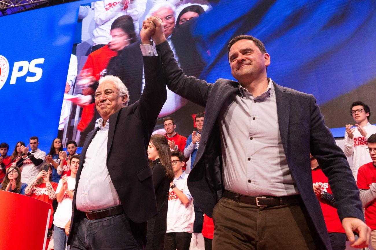 BRAGA –  Pedro Marques visita Famalicão e Braga em campanha para as europeias