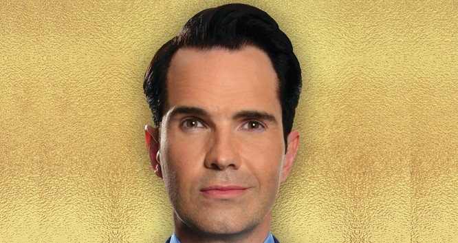 CULTURA - Jimmy Carr este domingo no Theatro Circo