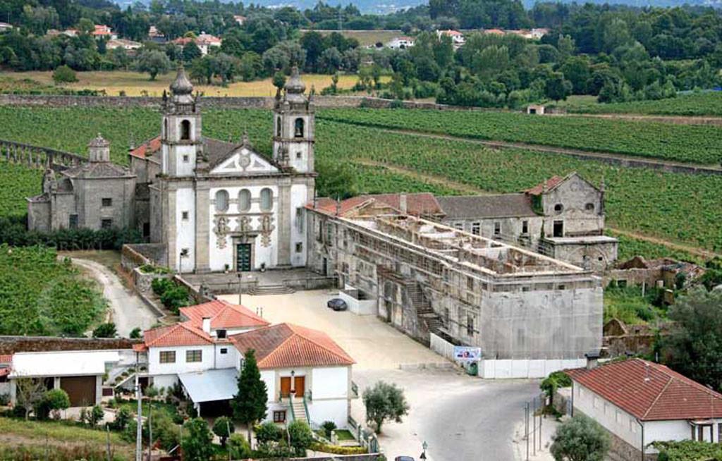 RENDUFE – Igreja do Mosteiro de Rendufe comemora 300 anos