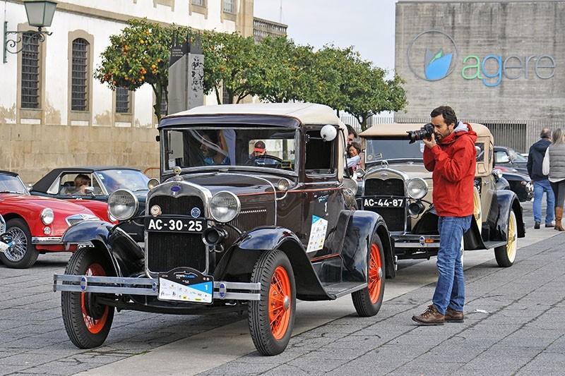 REGIÃO - Norte Classic regressa a Braga, Vila Verde e Terras de Bouro este fim-de-semana