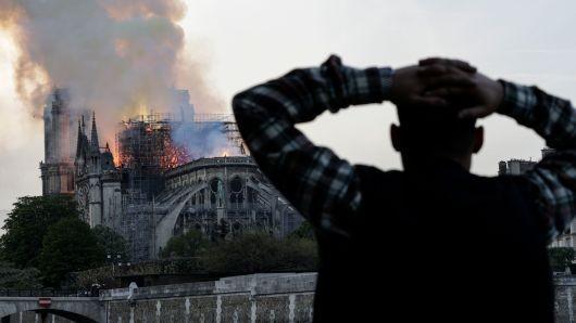 MUNDO - Catedral de Notre-Dame arrecada 600 milhões de euros em doações para reconstrução