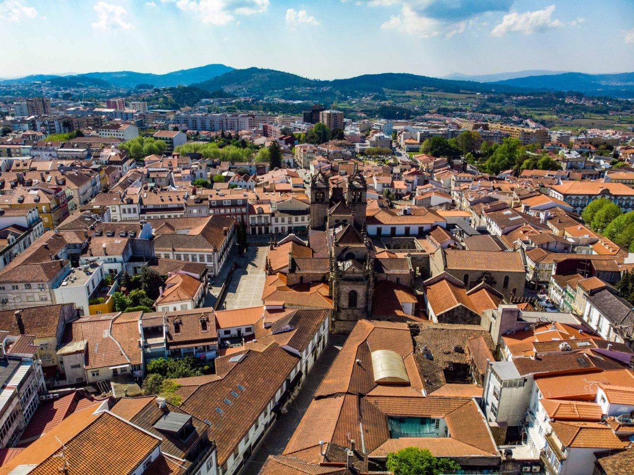 BRAGA - Braga reforça aposta na rede WiFi no centro histórico