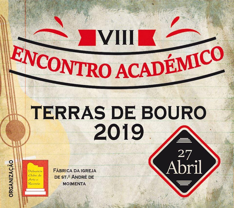 TERRAS DE BOURO –  Deburicis promove Encontro de Tunas Académicas no dia 27 de Abril