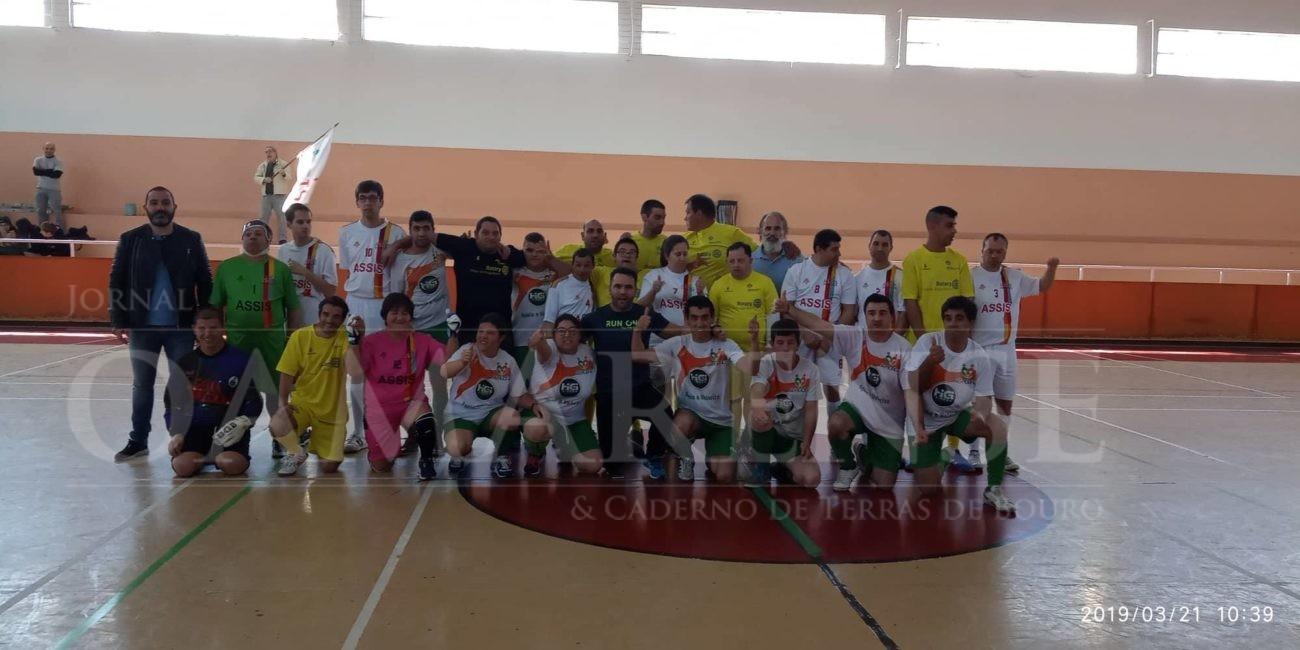 DESPORTO – CAO da Valoriza recebe jornada do Nacional de Futsal