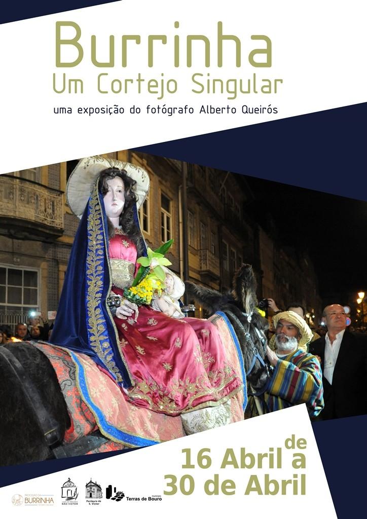"""CULTURA - Exposição Fotográfica """"Burrinha – """"Um cortejo Singular"""" de 16 a 30 de Abril"""