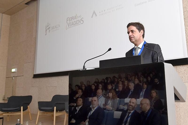 "BRAGA - ""Turismo é sector estratégico para o desenvolvimento de Braga"""