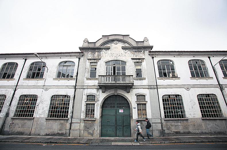 BRAGA - Antiga fábrica Confiança é vendida ainda em Abril