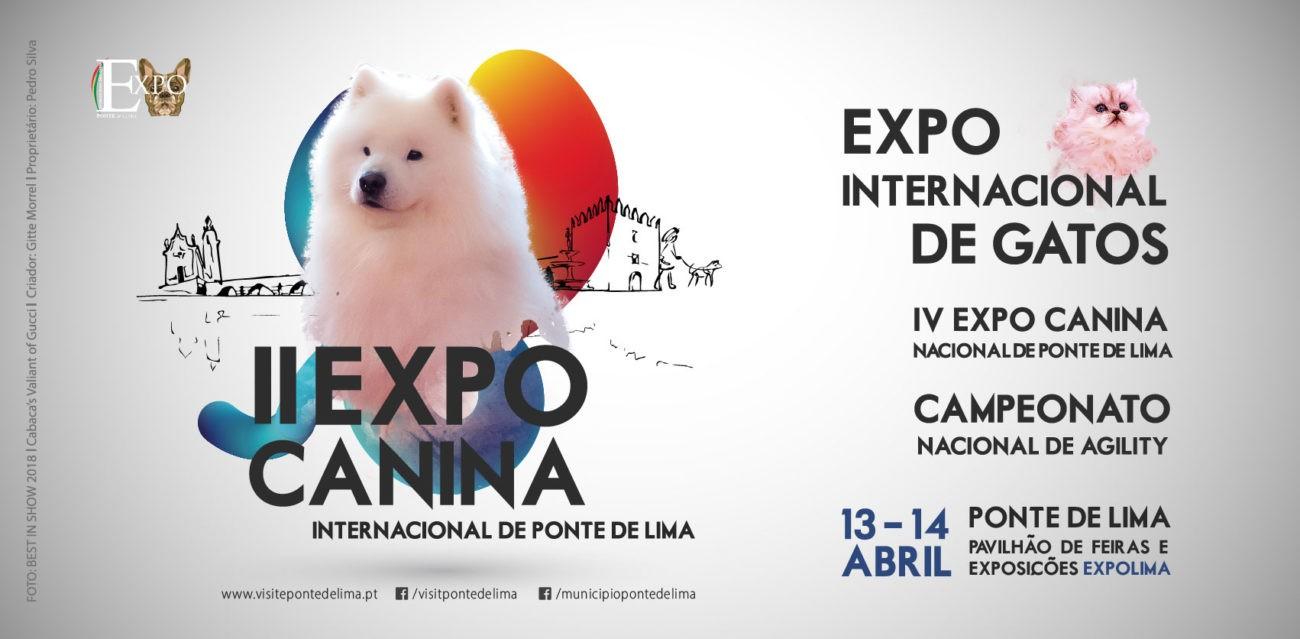 REGIÃO -Exposição Canina Nacional e Internacional voltam a Ponte de Lima