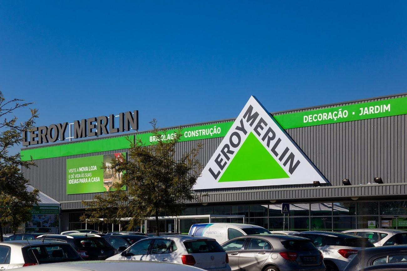 REGIÃO - Nova loja Leroy Merlin inaugura hoje em Guimarães