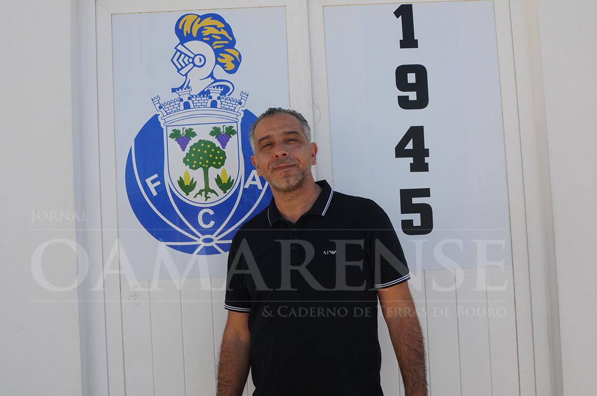 DESPORTO –  Olivier da Silva já formalizou candidatura à Presidência do FC Amares