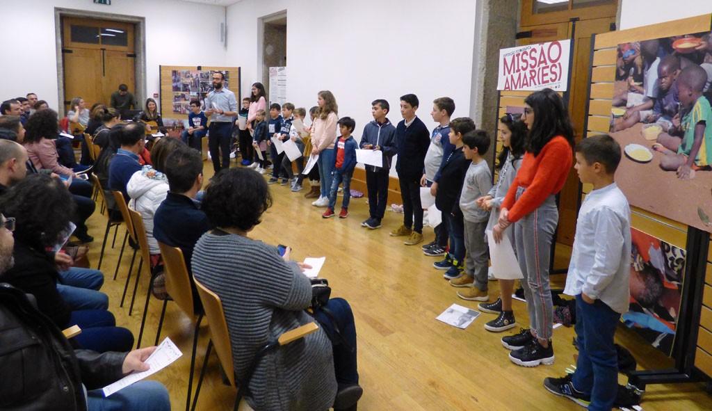 AMARES – Sarau Solidário encerra actividades de Páscoa do EducativaMente