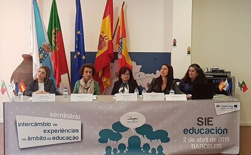 REGIÃO - Braga marca presença em seminário do Eixo Atlântico sobre intercâmbio de experiências no âmbito da educação