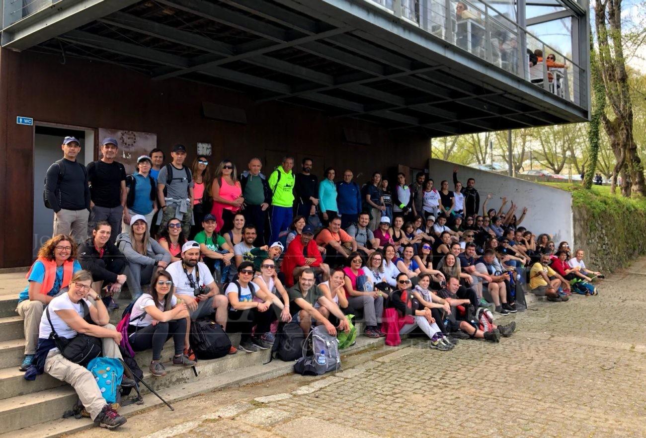"""""""Caminhada Ecovia de Sistelo"""" com mais de uma centena de pessoas"""