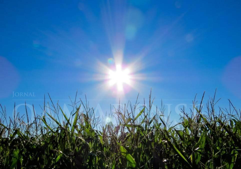 METEOROLOGIA - Termómetros devem chegar aos 30 graus esta segunda-feira