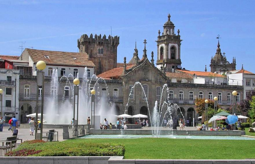 METEOROLOGIA –  Páscoa com tempo quente e seco em Braga e Viana do Castelo