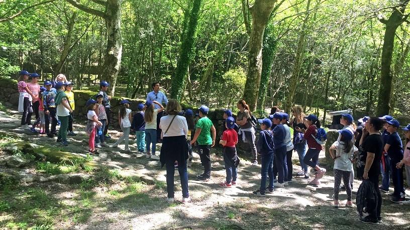AMARES – Alunos de escola de Esposende conheceram património da Abadia
