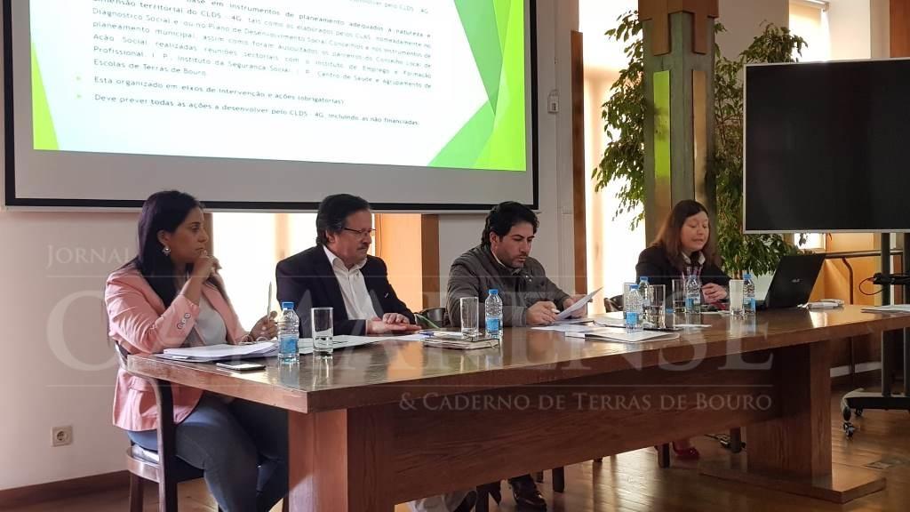 TERRAS DE BOURO - CLAS vai apresentar candidatura ao programa CLDS-4G