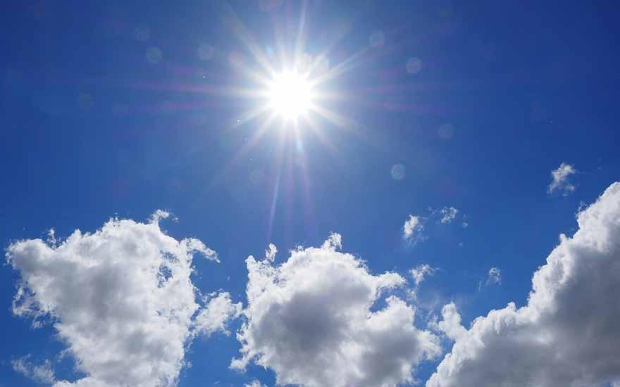 METEOROLOGIA - Maio de calor que veio para ficar