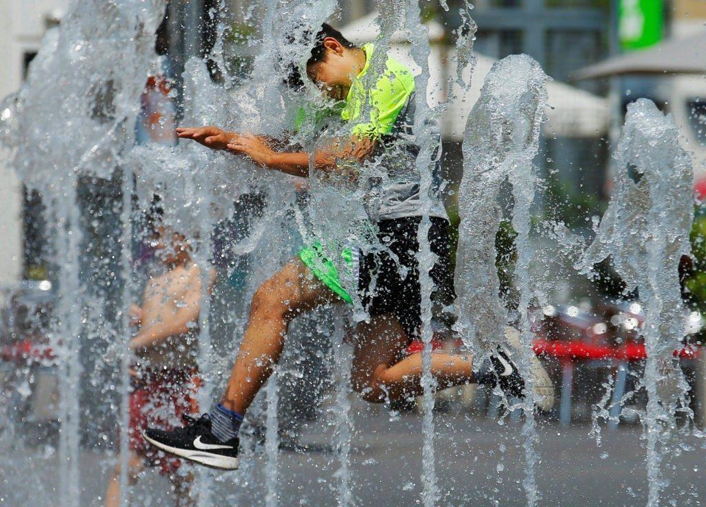 CLIMA – Verão vai ter ondas de calor prolongadas com máximas de 43º durante vários dias