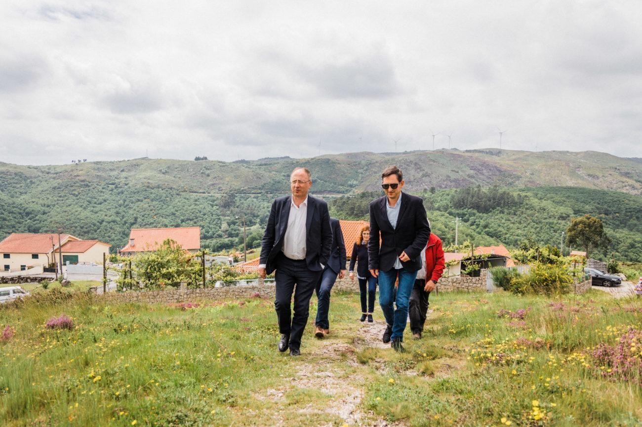 EUROPEIAS – José Manuel Fernandes em campanha em Amares e Terras de Bouro esta quarta-feira