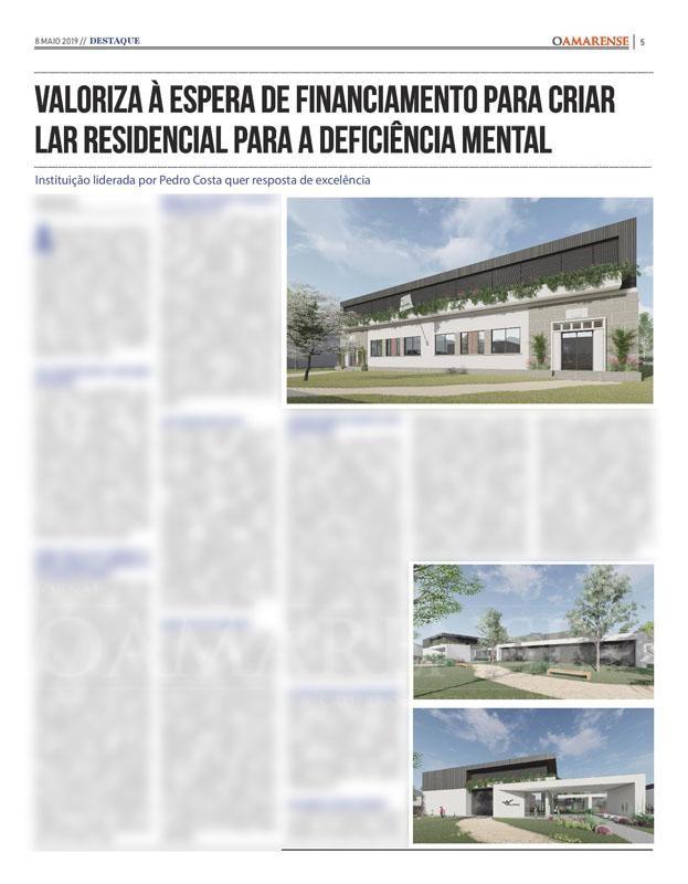 EDIÇÃO IMPRESSA – Valoriza querser referência de qualidade em serviços de excelência para a deficiência mental