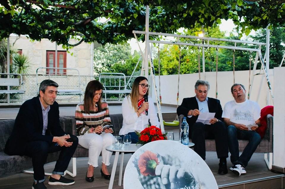 AMARES – Ex-jornalistas debateram a Liberdade nos Media