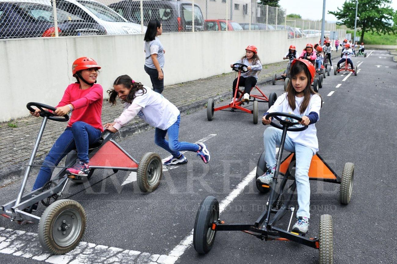 BRAGA - Braga assinalou Dia Mundial do Trânsito e da Cortesia ao Volante