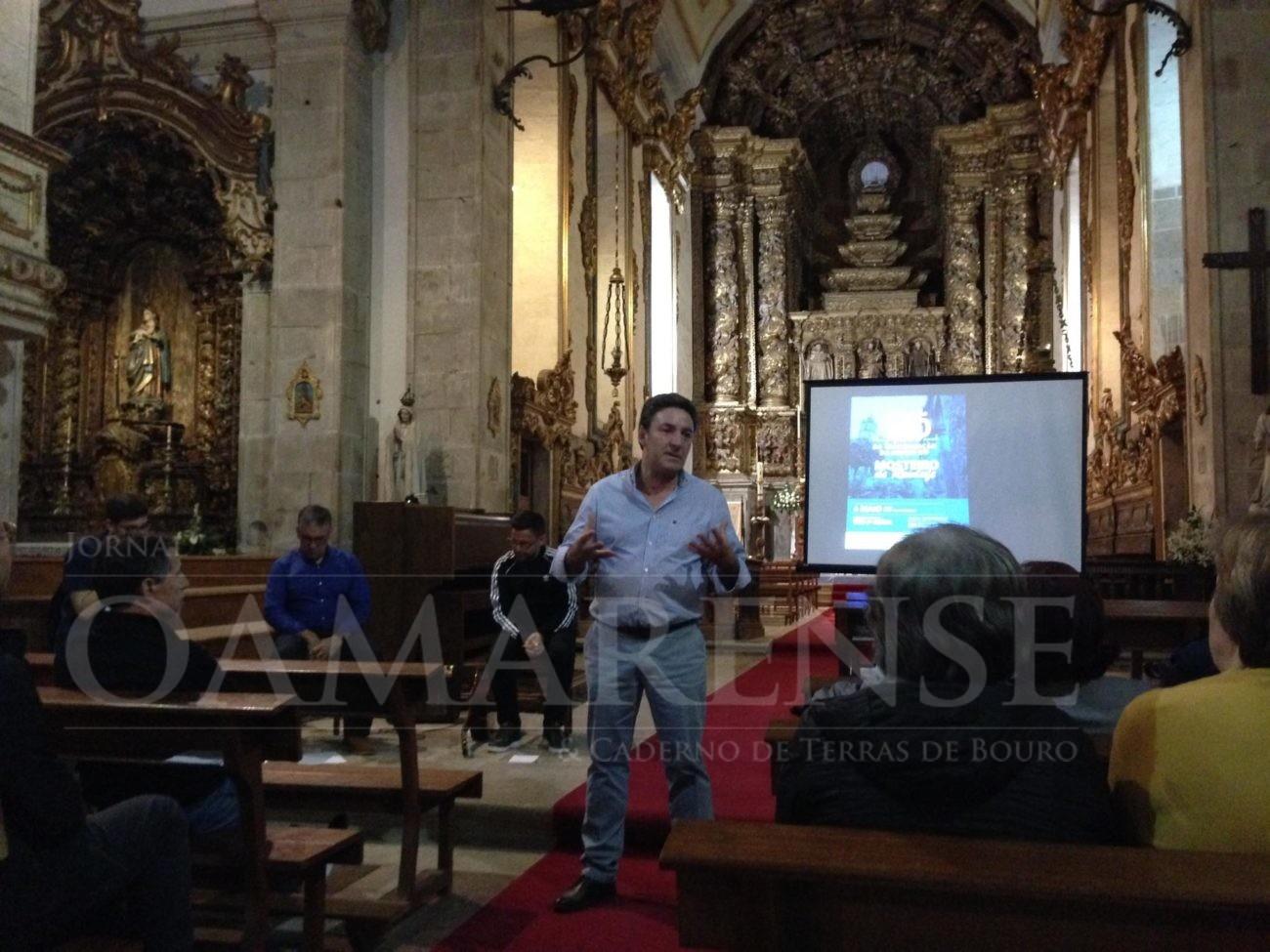 RENDUFE –  Palestra e momento musical assinalam 300 anos da Igreja do Mosteiro
