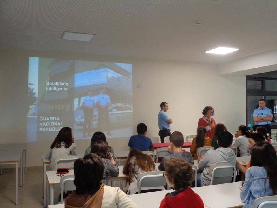 AMARES – Alunos de Amares participaram em sessões sobre Prevenção Rodoviária