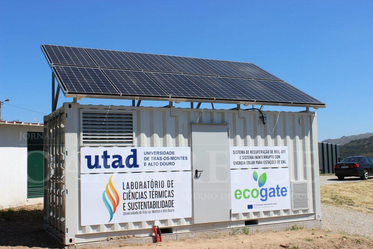 REGIÃO - UTAD desenvolve protótipo de sistema de recuperação de gases e abastecimento de energia para postos de gás natural veicular