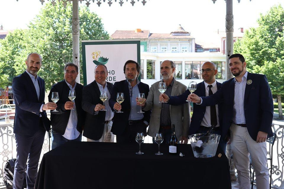 BRAGA – Centro de Braga volta a receber a partir de sexta-feira o Vinho Verde Fest