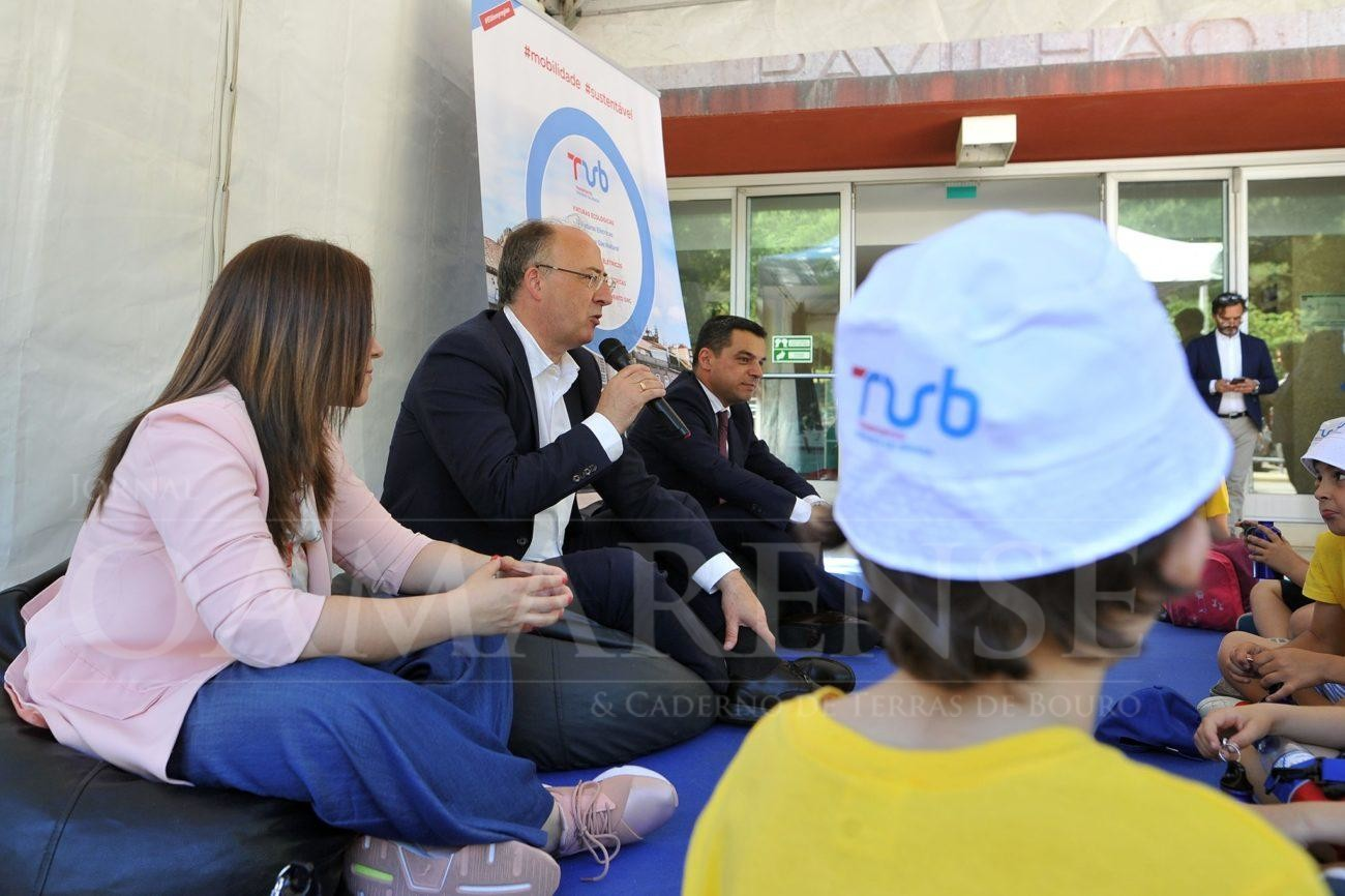 BRAGA - José Manuel Fernandes e TUB levam à UMinho 'EU in My Region'