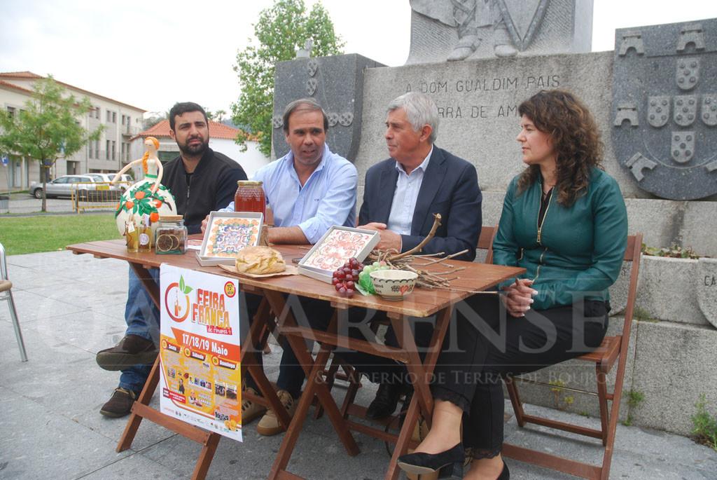 AMARES – Feira Franca está de volta para promover produtores locais e atrair visitantes