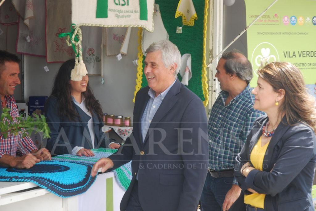 AMARES – Feira Franca de Amares promove mundo rural até domingo