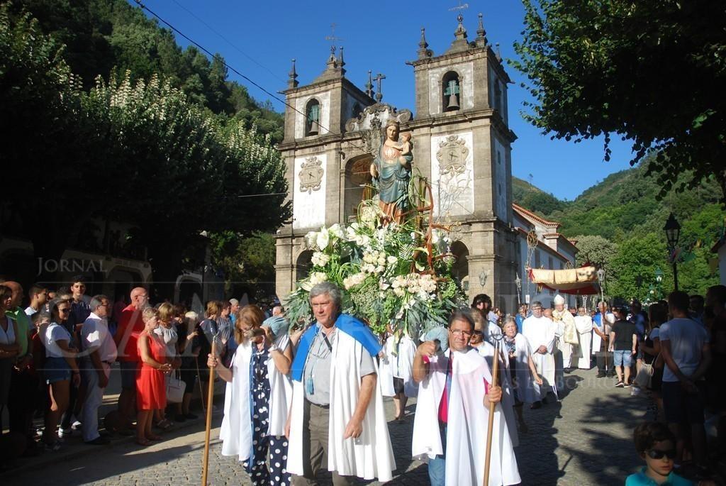 AMARES – No domingo há peregrinação ao Santuário da Abadia