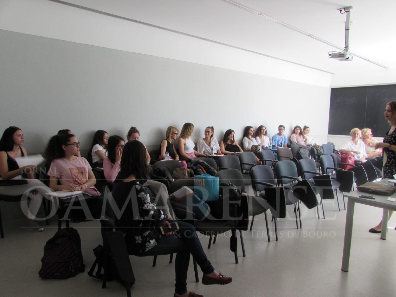 SAÚDE - Seminário sobre qualidade de vida e bem-estar decorreu esta segunda-feira ano ISAVE