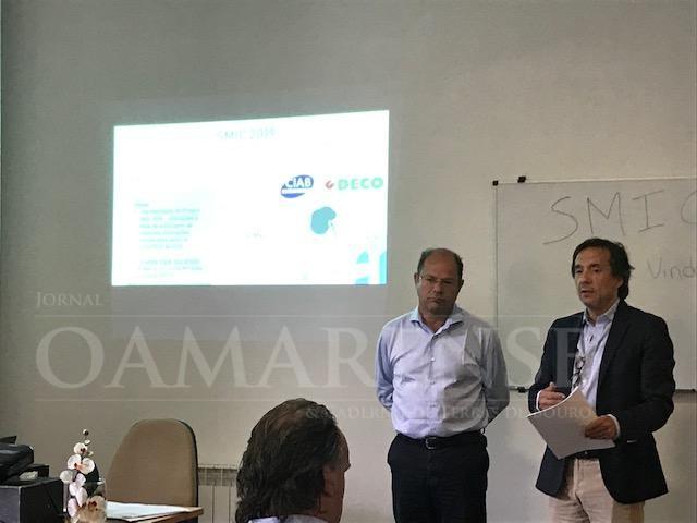REGIÃO - Arrancou esta quarta-feira o projecto SMIC para 2019 do CIAB