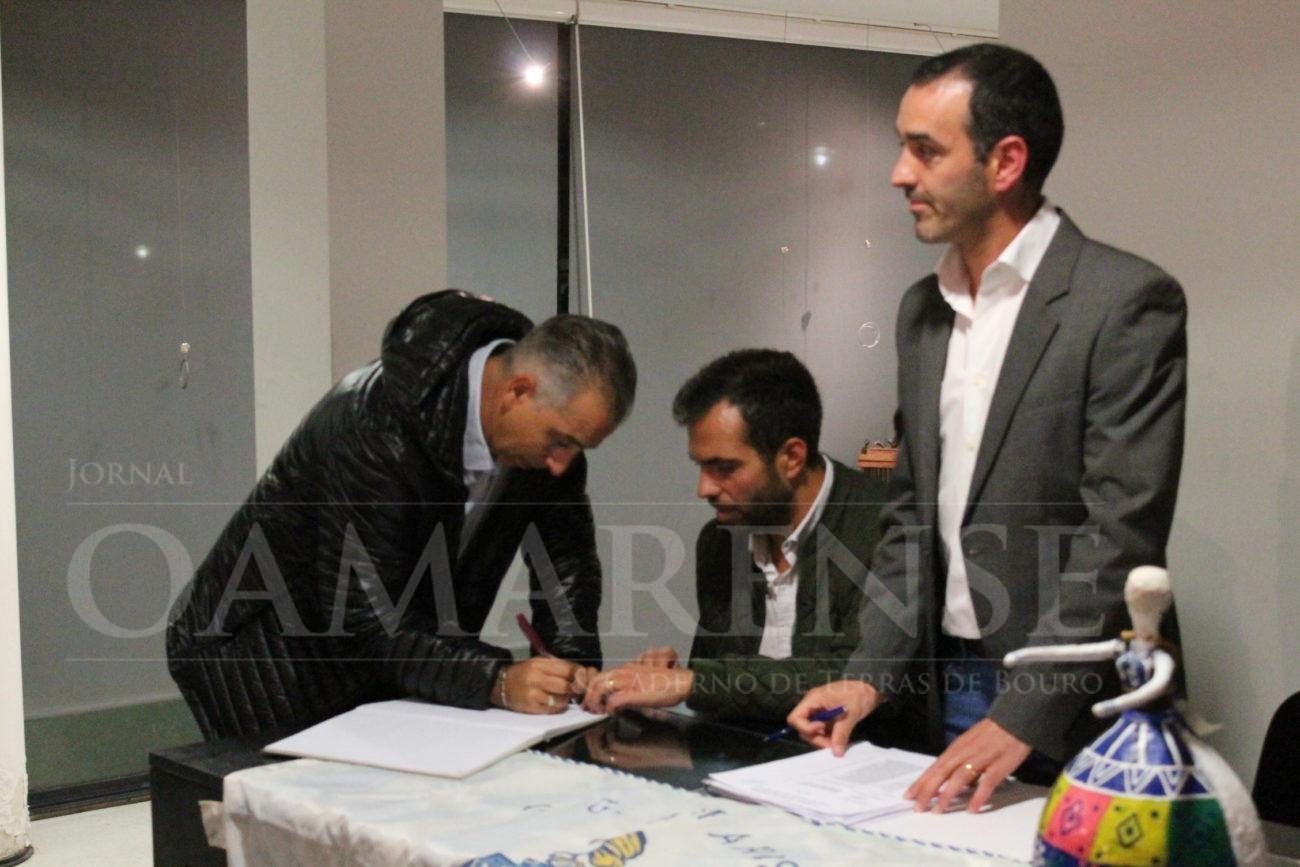 AMARES - «Dinamizar, modernizar e unir o clube para atrair mais jovens»