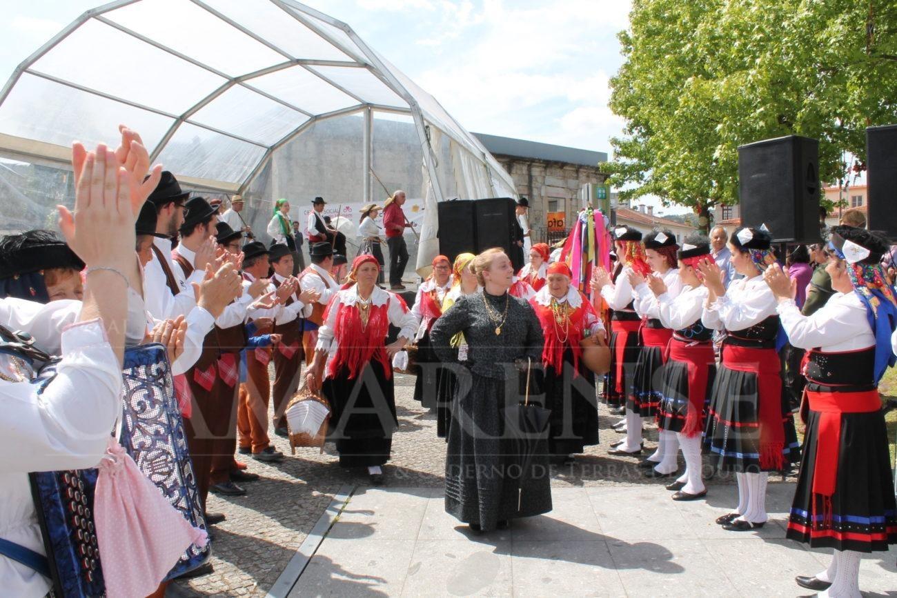 AMARES - V Festival de Folclore do Vale do Homem e Cávado proporcionou tarde de muita animação no último dia da Feira Franca