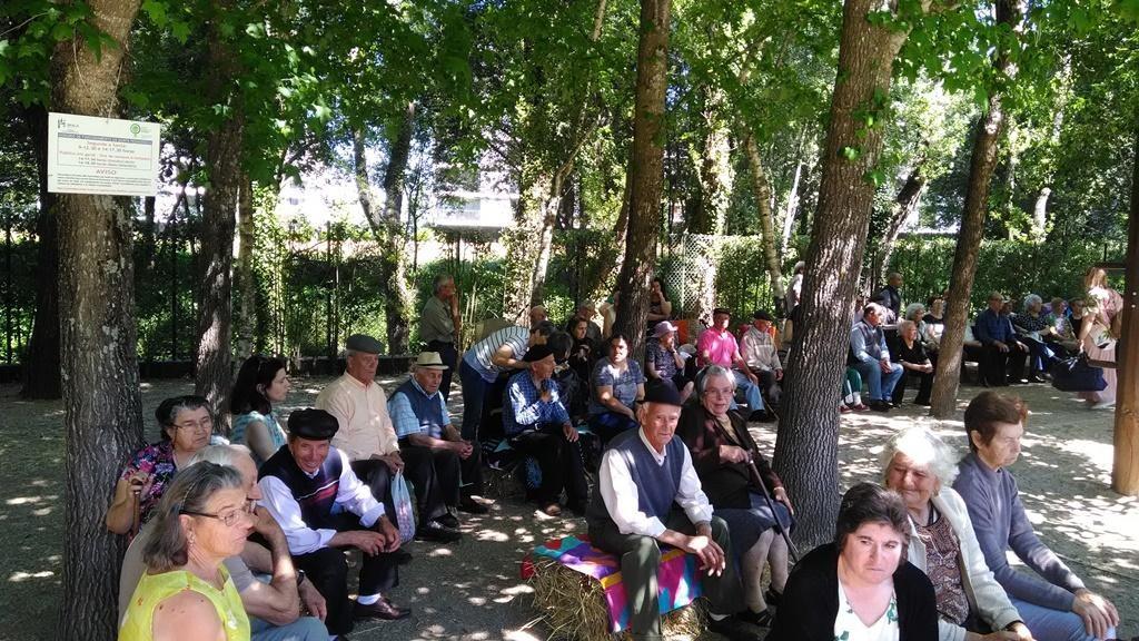 SOCIEDADE – Mais de 100 seniores visitaram a Quinta Pedagógica de Braga