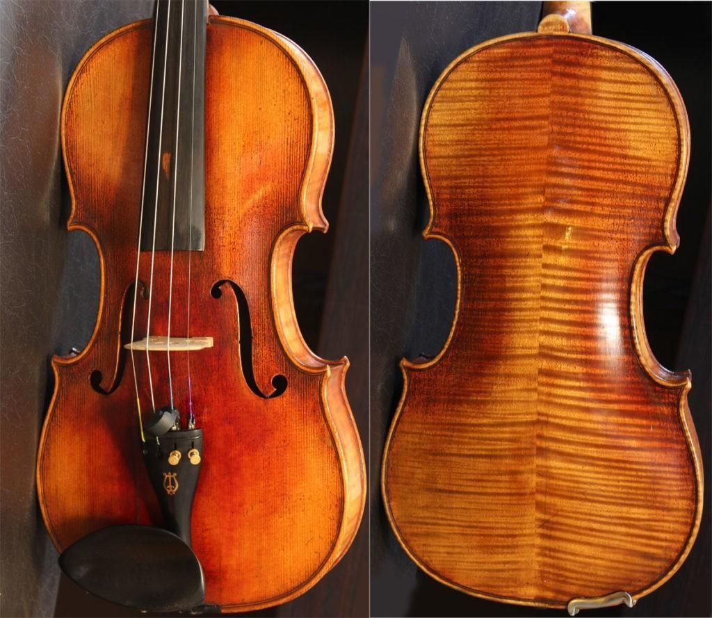 BRAGA – Violino Stradivarius com 300 anos exposto no Museu dos Biscainhos