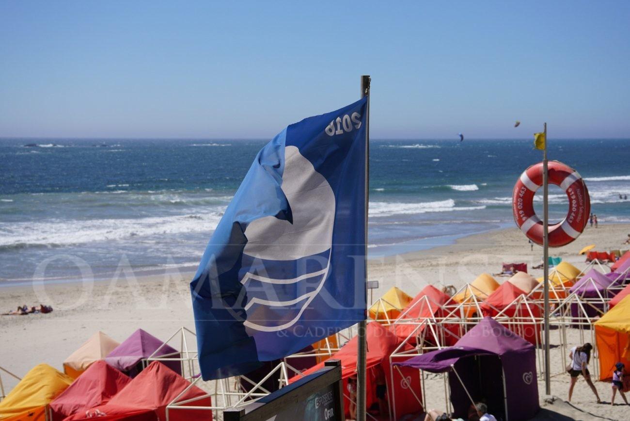 REGIÃO - Praias de Esposende mantêm Bandeira Azul